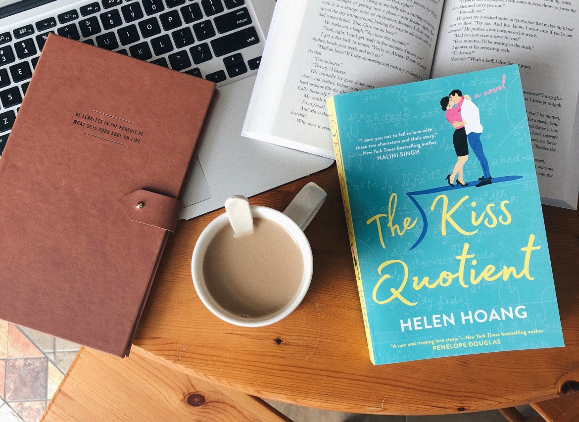 The Kiss Quotient by Helen Hoang – About a Book
